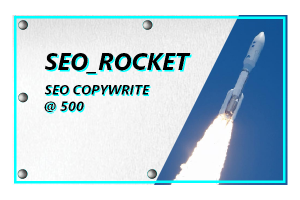 3.11 SEO_ROCKET - SEO COPYWRITING @ 500